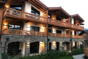 Herbst und Winter Alps Residence nahe Zell am See